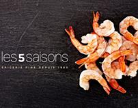 Les 5 Saisons   Metro culinary photography