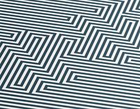 illusion Typography