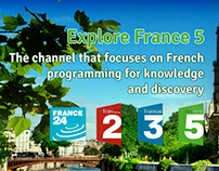 Facebook covers for Telefrance client