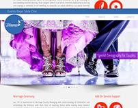 UX-UI & Website Designing for Dance Institute Jazz101
