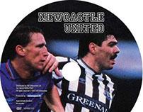 Newcastle United 1989/90 DVD