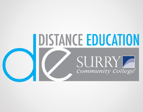 Distance Education Logo