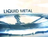 Liquid Metal Logo ID