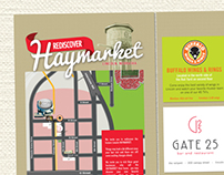 Rediscover the Haymarket Ad
