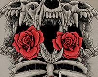 Memphis May Fire - Cerberus Skeleton