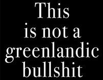 not a greenlandic bullshit