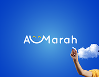 visual identity for Almarah School