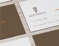 Kitambaa - Branding