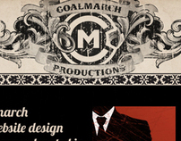 Coalmarch Productions Sneak Peak Web Redesign