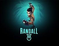 Writing - Randall Video game