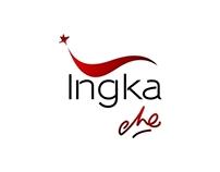 Ingka Che | Logo, BIZ Cards