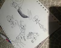 Cartoons !