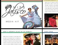 Señorita Jalisco de Los Angeles Media Kit