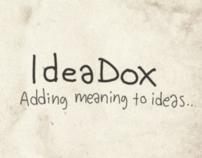 Explainer Video Animation: Ideadox