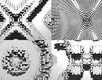 3D Transformation - VJ Loop Pack (7in1)