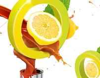 Lemonsplat Branding