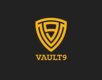 Vault 9 - Branding Process