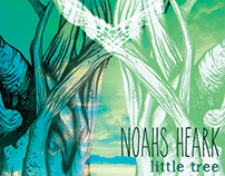 Noahs Heark - Album Cover Art