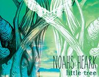 Noahs Heark - Album Cover Art