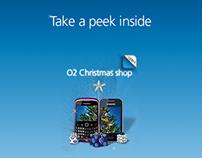 O2 Christmas Campaign