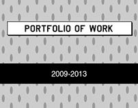 Portfolio of Work
