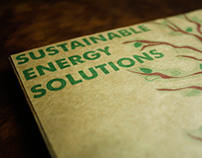 Sustainable Energy Solutions CD Booklet
