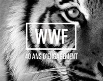 WWF - 40 ans d'engagement