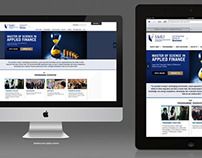 SMU Responsive Design and Development, UI/UX (Yr 2012)