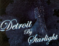 Detroit by Starlight Invitations