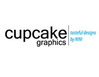 Cupcake Graphics Branding