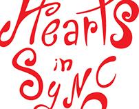 Hearts in Sync logo