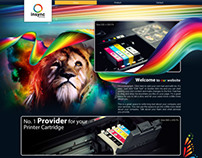 Printing - Website Template