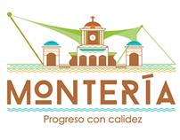 MONTERÍA, City branding
