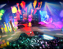 MMVA 2012 Queen St. Stage