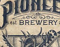 Pioneer Brewery: Snakebite IPA