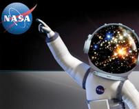 """NASA """"Space Your Face"""""""