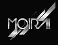 Moirai logo design - Faultline Music Group