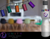Unity Mineral Water Vodka