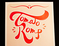 Tomato Romp Poster and Ballot