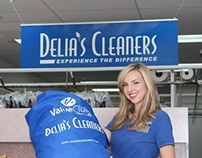 Delia's Cleaners