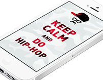 KEEP CALM AND DO HIP-HOP
