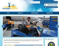 Tecnologías Unidas Website