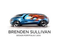 Design Portfolio 2013