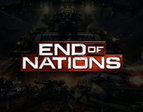 End of Nations : Concept Art - Vehicles