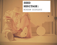 SEED Heritage: Window Displays
