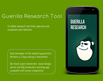 Guerilla Research Tool
