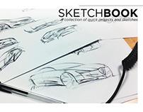 Sketchbook & Miscellaneous Work