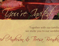 Invitations/Stationery