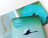 ILLE album – digipack & booklet