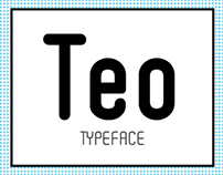 Teo - typeface